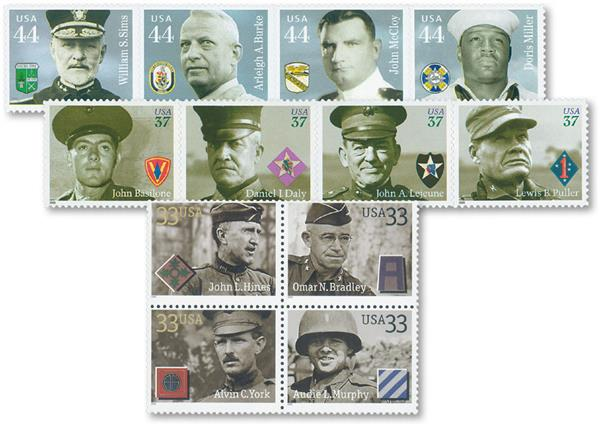 2000-10 Distinguished Servicemen