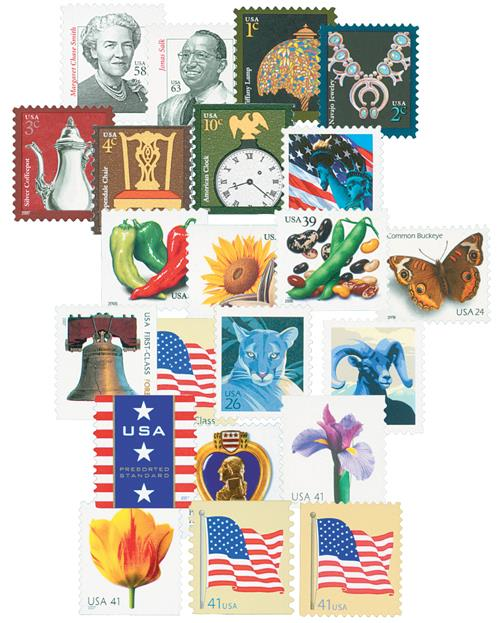 2006 lady liberty stamp value