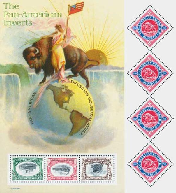 2001 Pan American Inverts & Buffalo