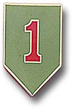 1995 Fighting Forces U.S. 1st Infantry Divisn