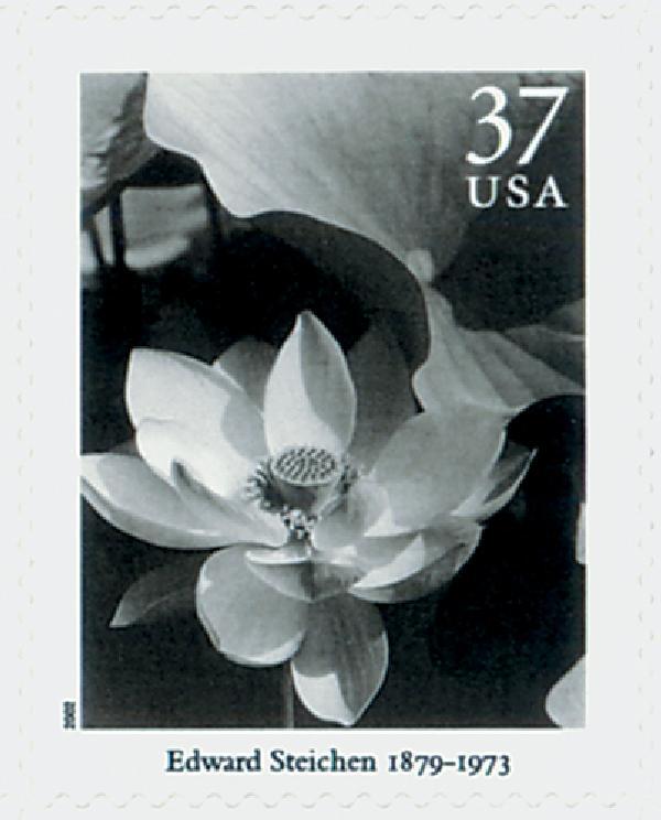 2002 37c Masters of American Photography: Edward Steichen
