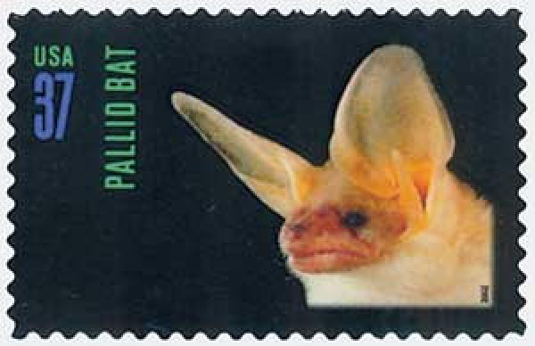 2002 37c American Bats: Pallid Bat