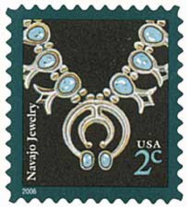 2006 2c Navajo Jewelry (3749B)