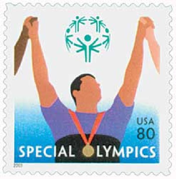 2003 80c Special Olympics