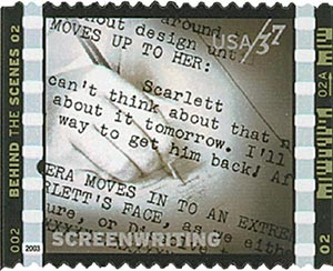 2003 37c American Filmmaking: Screenwriting
