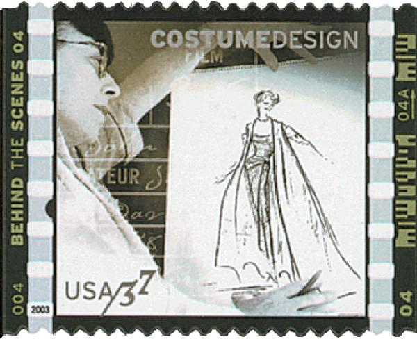 2003 37c American Filmmaking: Costume Design