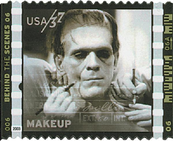 2003 37c American Filmmaking: Makeup