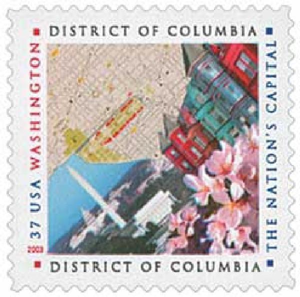 2003 37c District of Columbia