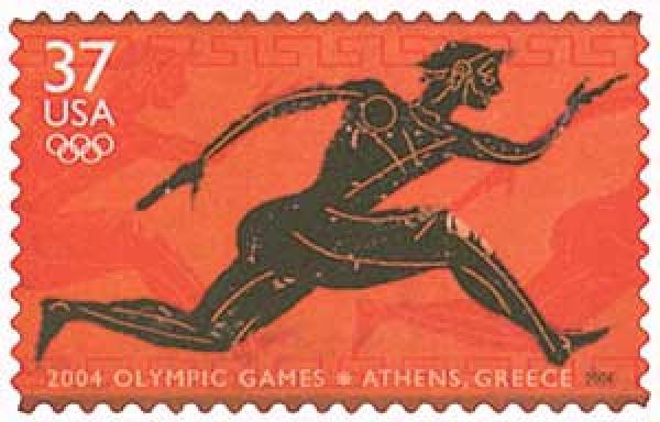 2004 37c Summer Olympics
