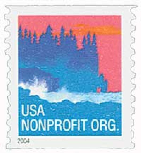 2004 5c Sea Coast, non-denominational