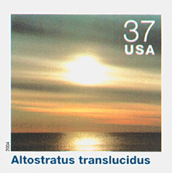 2004 37c Cloudscapes: Altostratus Translucidus