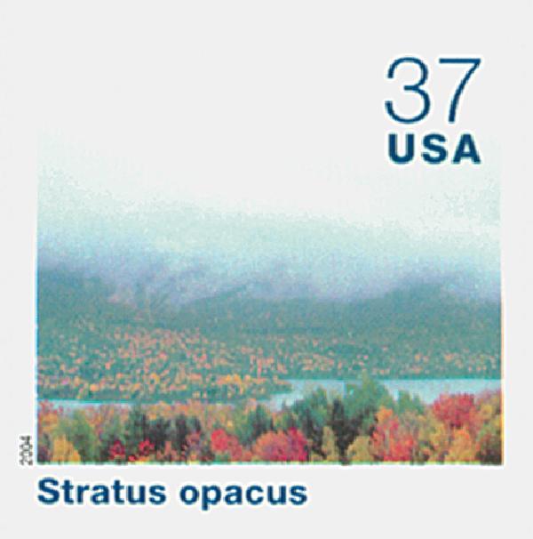 2004 37c Cloudscapes: Stratus Opacus