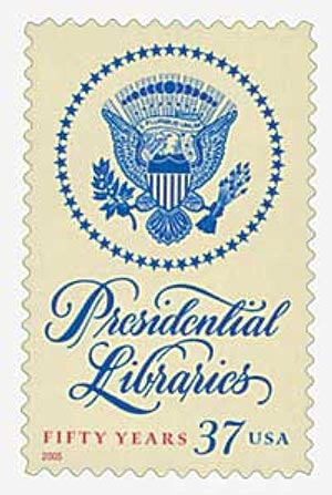 2005 37c Presidential Libraries Act