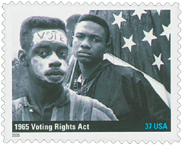 2005 37c To Form a More Perfect Union: Voting Rights Act