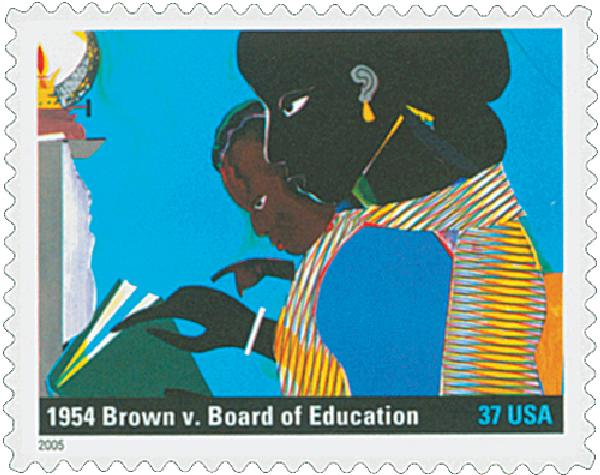 2005 37c To Form a More Perfect Union: Brown v. Board of Education