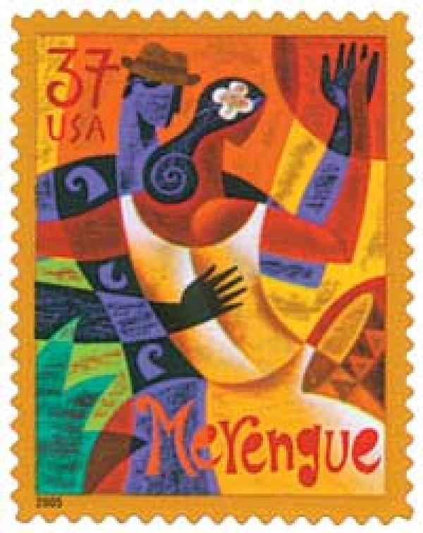 2005 37c Lets Dance: Merengue