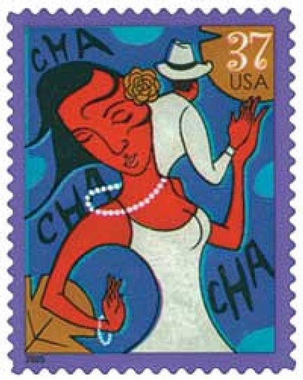 2005 37c Lets Dance: Cha Cha Cha