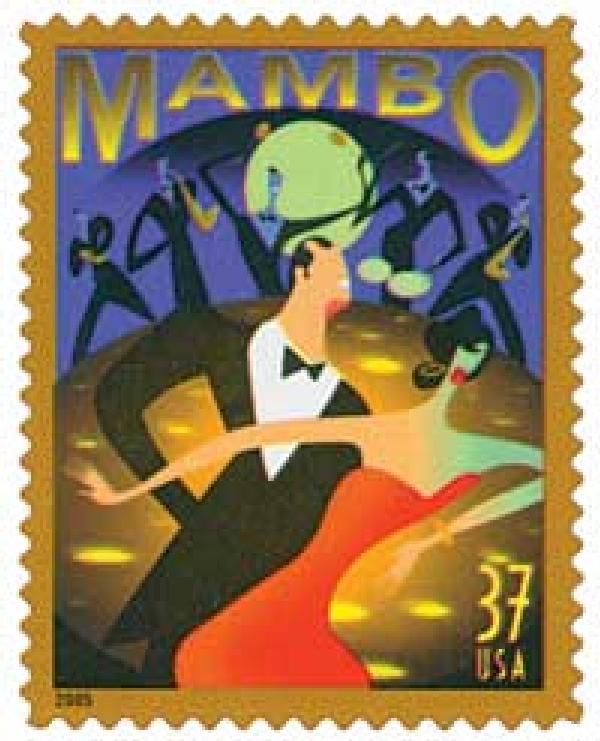 2005 37c Lets Dance: Mambo