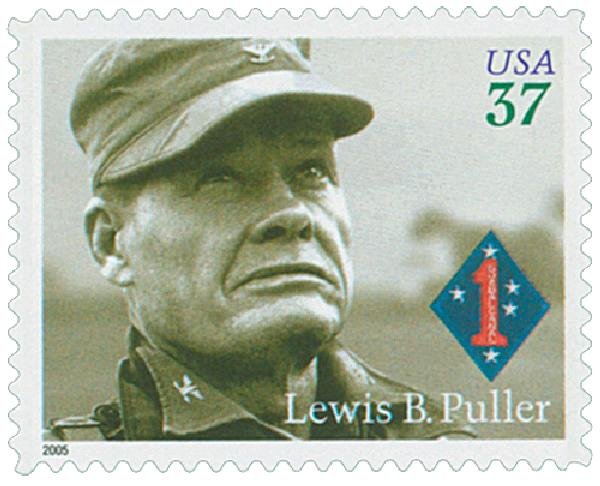 lt gen lewis b puller essay – lieutenant-general lewis b chesty puller when an army captain asked him for the direction of the line of retreat, col puller called his tank commander.
