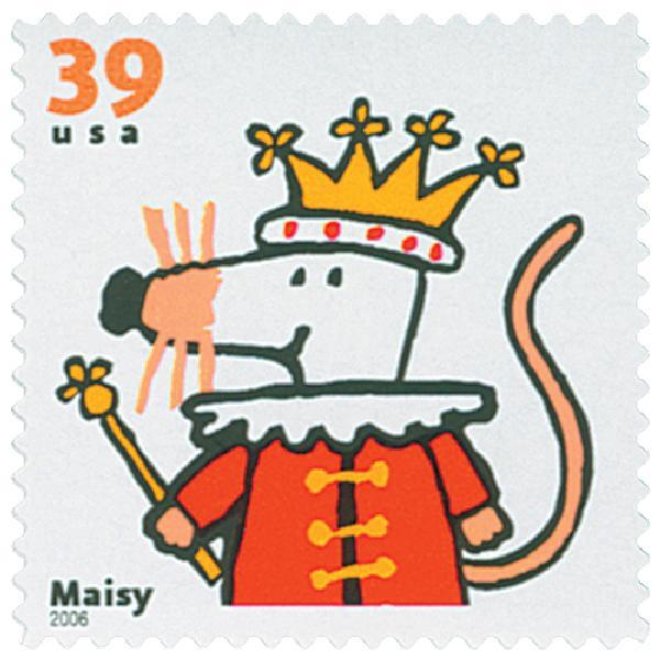 2006 39c Childrens Book Animals: Maisy