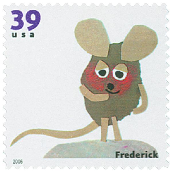 2006 39c Childrens Book Animals: Frederick