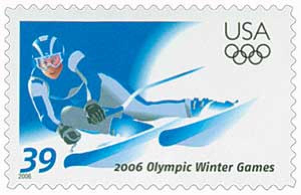2006 39c Winter Olympic Games