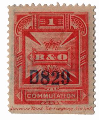 1885 1c vermillion