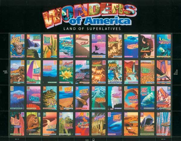2006 39c Wonders of America
