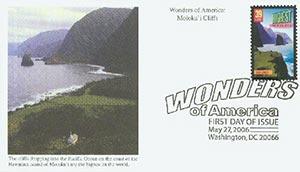 2006 39c Molokai, Highest Sea Cliffs