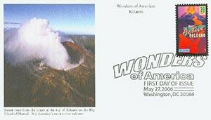 2006 39c Kilauea, Most Active Volcano