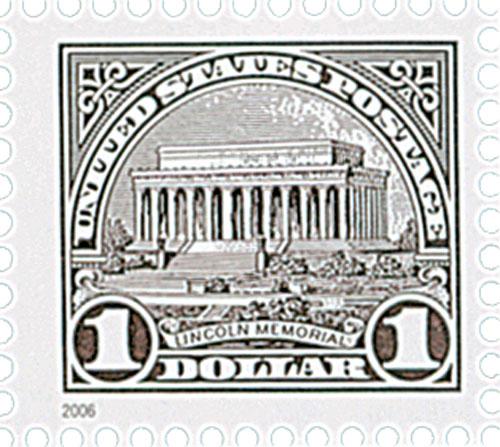 2006 $1 Washington Philatelic Exhibition