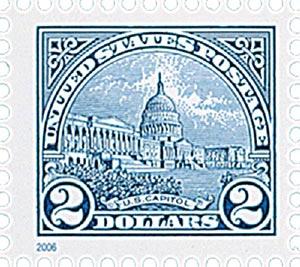 2006 $2 Washington Philatelic Exhibition