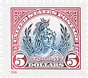2006 $5 Washington Philatelic Exhibition