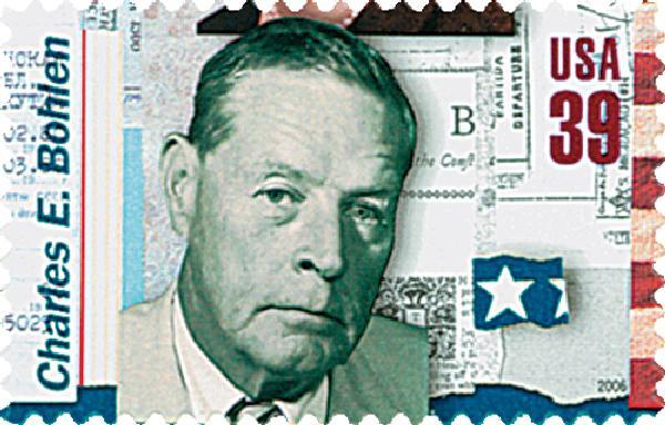 2006 39c American Diplomats: Charles E. Bohlen