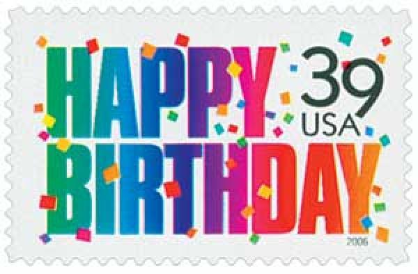 2006 39c Happy Birthday