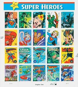 2006 39c DC Comics Super Heroes