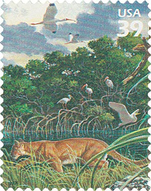 2006 39c So. FL Wetland-Florida Panther