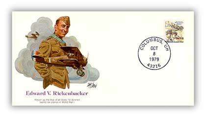 1979 Edward Rickenbacker