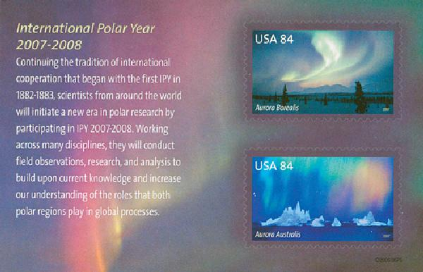2007 $1.68 International Polar Year