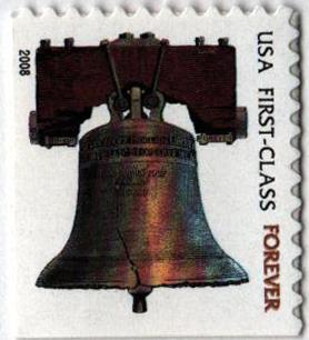 2008 42c non-den. Forever Stamp