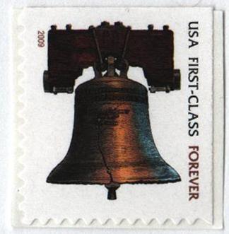 2009 41c non-den. Forever Stamp
