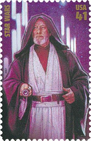2007 41c Star Wars: Obi-Wan Kenobi