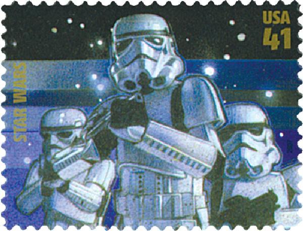 2007 41c Star Wars: Stormtroopers