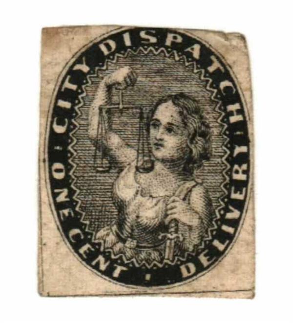 1860 1c black