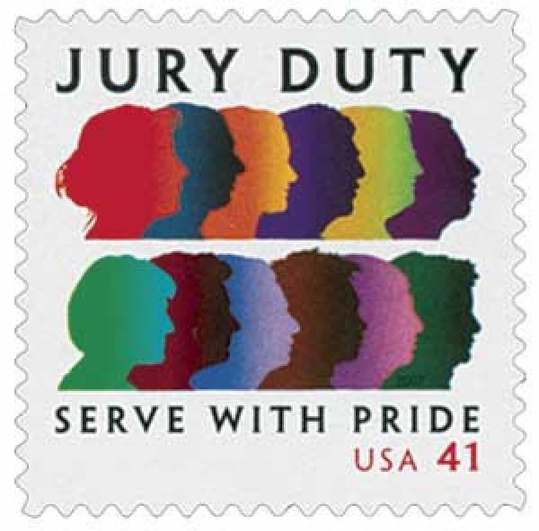 2007 41c Jury Duty