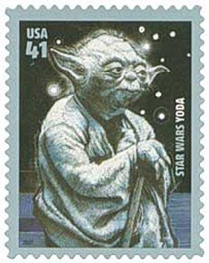 2007 41c Yoda