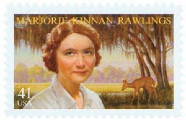 2008 41c Literary Arts: Marjorie Kinnan Rawlings