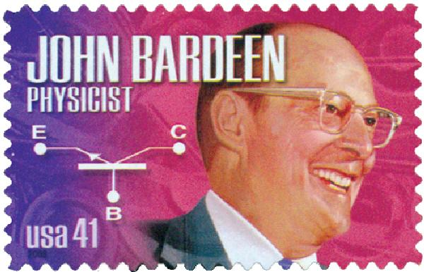 2008 41c American Scientists: John Bardeen