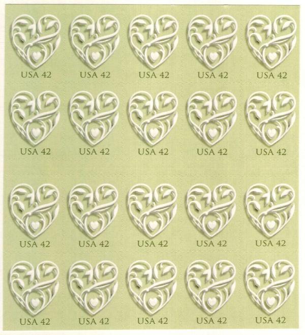2008 42c Hearts