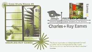 2008 42c Eames, Garden